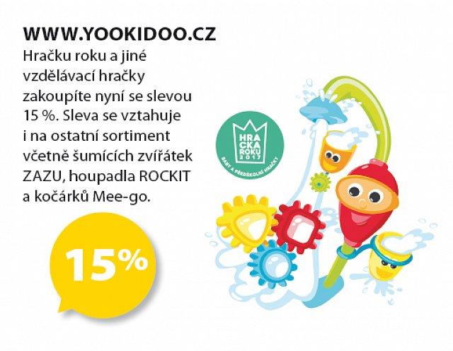 Obrázek kupónu - www.yookidoo.cz