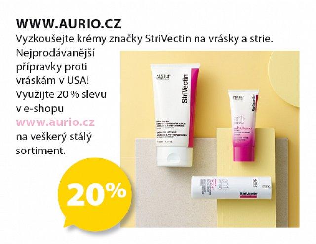 Obrázek kupónu - www.aurio.cz