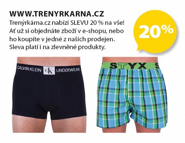 Obrázek kupónu - www.trenyrkarna.cz