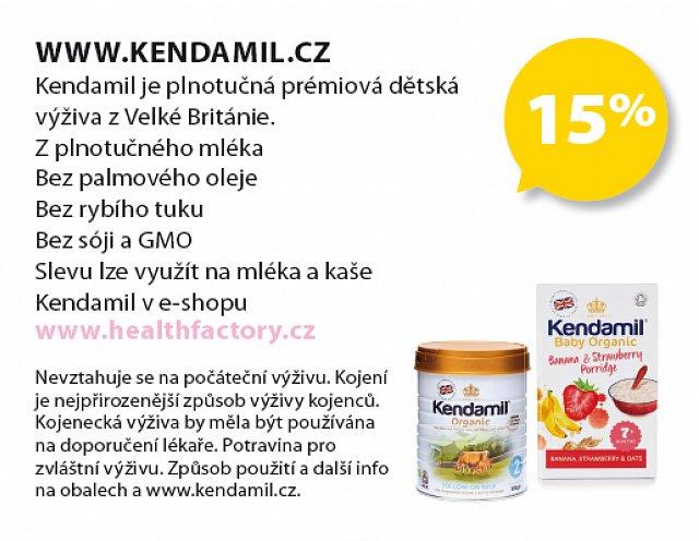 Obrázek kupónu - www.kendamil.cz