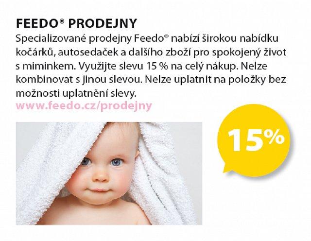 Obrázek kupónu - Feedo
