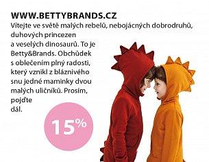Betty brands