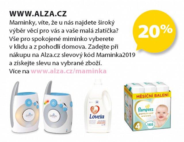 Obrázek kupónu - www.alza.cz