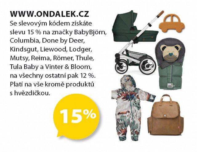 Obrázek kupónu - www.ondalek.cz